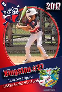 kingston 27 Front