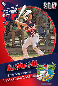 Austin B  10 front