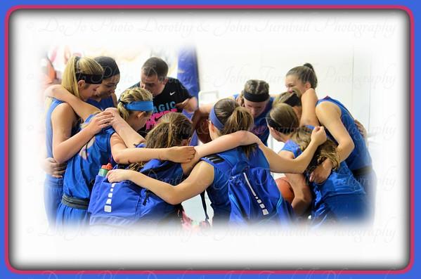 Miami Valley Magic AAU Girls Basketball 2016