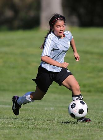Caitlyn soccer - 03/15/2014