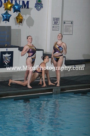 2011 U.S. Collegiate Synchronized Swimming Championships Tonawanda