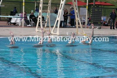U.S. Masters Synchronized Swimming Championships Las Vegas 2008