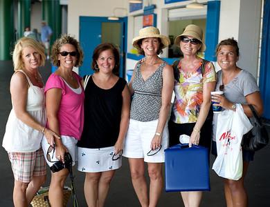 Lauren, Tricia, Caroline, Kim, Susan and Allison from Evansville, IN
