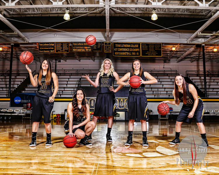 Lady Bulldog Seniors Basketball.