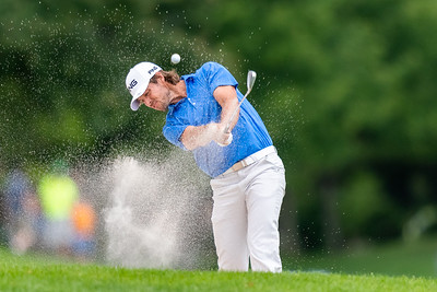 Oakville, Ontario - July 28 Aaron Baddeley at the RBC Canadian Open held at the Glen Abbey Golf Club (Photo by:  Gary Yee)