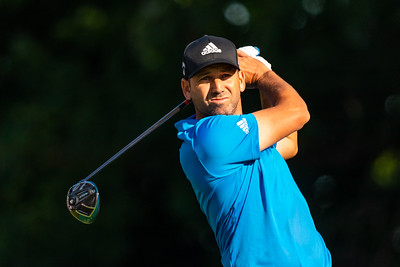 Oakville, Ontario - July 27 at the RBC Canadian Open held at the Glen Abbey Golf Club (Photo by:  Gary Yee)