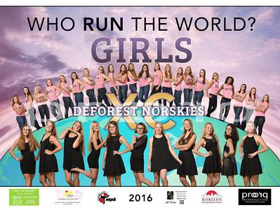 DeForest Girls XC