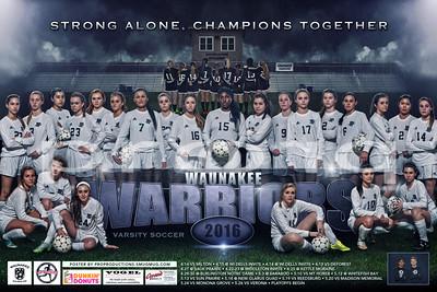 Waunakee Girls Soccer