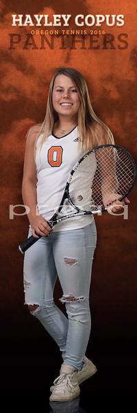 Oregon Girls Tennis