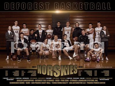 DeForest Boys Basketball
