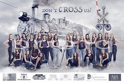 DeForest Girls Lacrosse