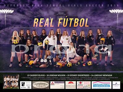 DeForest Girls Soccer