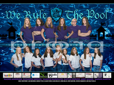 DeForest Girls Swim