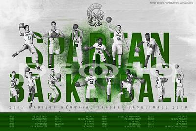 Memorial Boys Basketball