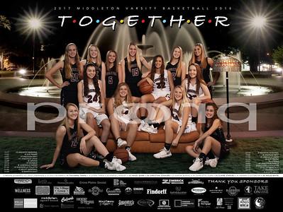Middleton Girls Basketball