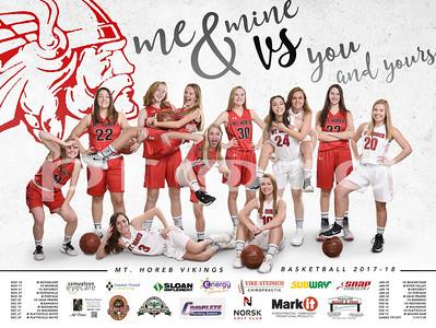 Mt. Horeb Girls Basketball
