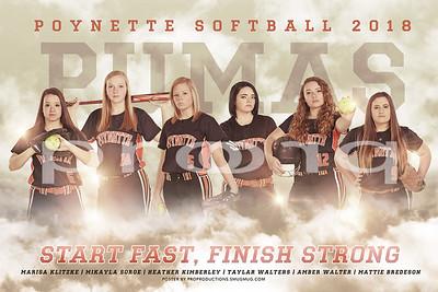 Poynette Softball