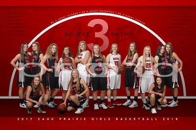 Sauk Girls Basketball