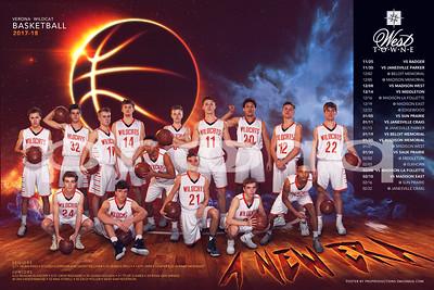 Verona Boys Basketball