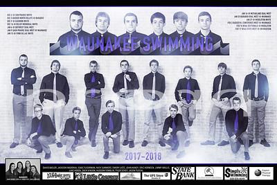 Waunakee Boys Swim