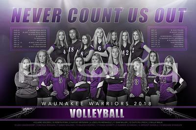 Waunakee Volleyball