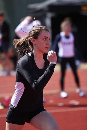 Track: Providence at Bryant