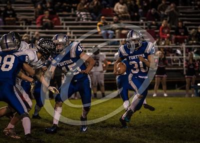 Senior Night vs McKinleyville