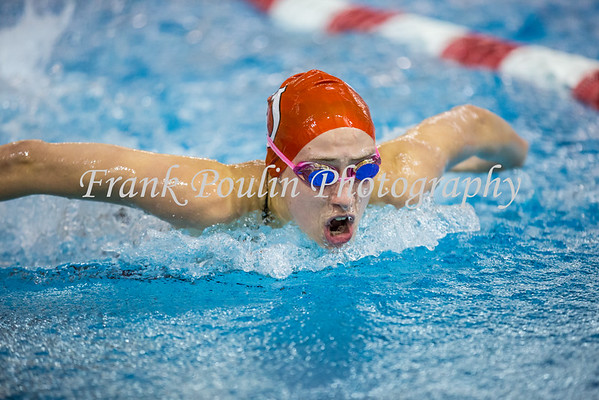 Clark swimming & diving 1/16/2016