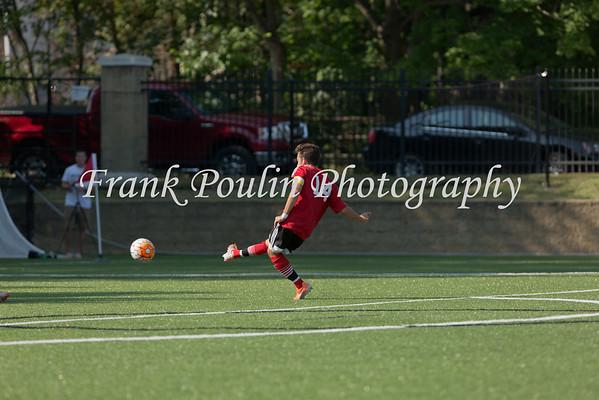 Clark men's soccer 9/1/2015
