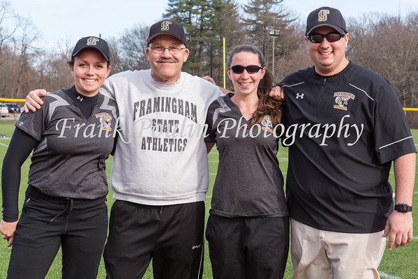 Framingham softball 3/31/2016