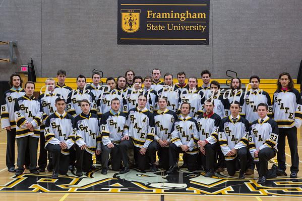 Framingham ice hockey headshots