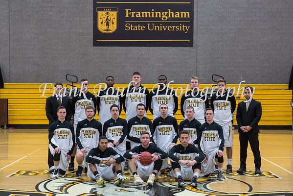Framingham men's basketball headshots
