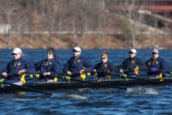 Trinity rowing 4/10/2016