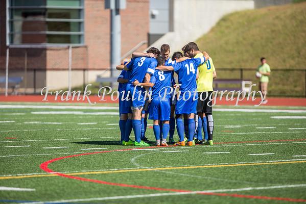 Worcester men's soccer 9/6/2015