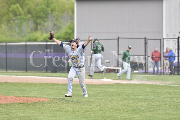 05-21-16 Sports D-III District Final Archbold vs Tinora BB