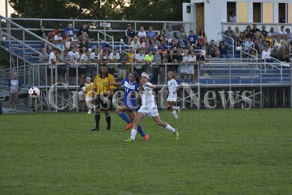 09-20-16 Sports Defiance @ OG Girls Soccer