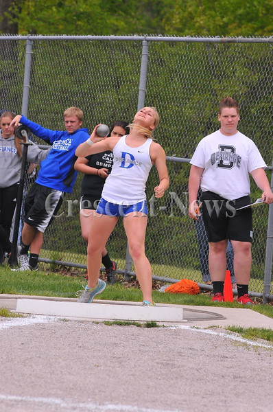 05-20-16 D-II District Track @ DC