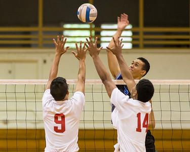 HHSAA boys volleyball tourney