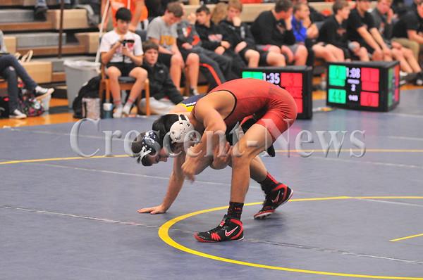 01-21-16 Sports Wrestling @ Archbold