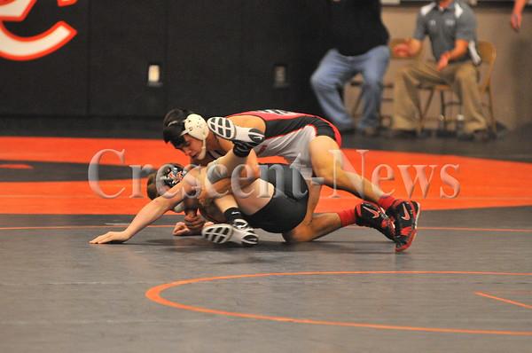 12-22-16 Sports Quad wrestling match @ Liberty Center