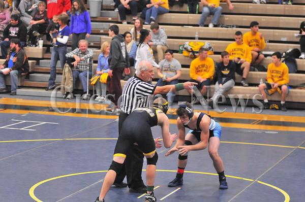 D-III sectional wrestling @ Archbold