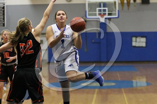 FUHS Girls Basketball Varsity