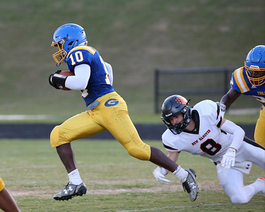 Garner vs New Hanover Football