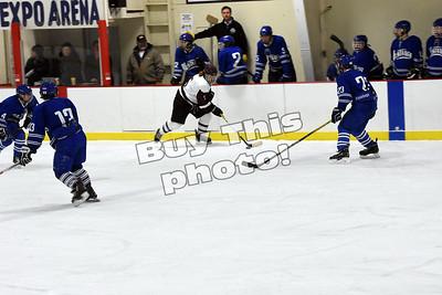 PC boys hockey vs Mora 12/15/17