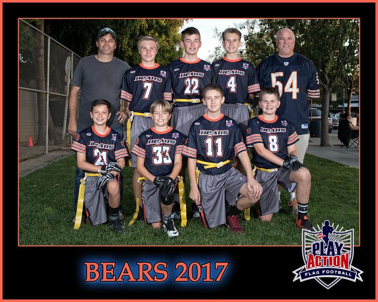 bears 1 8X10