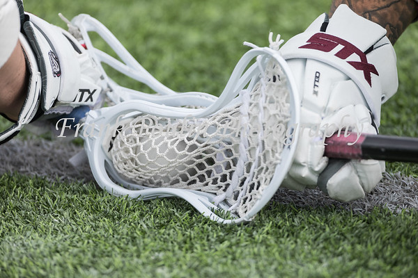 Dean College men's lacrosse 4/112018