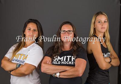 Smith College field hockey headshots 2017
