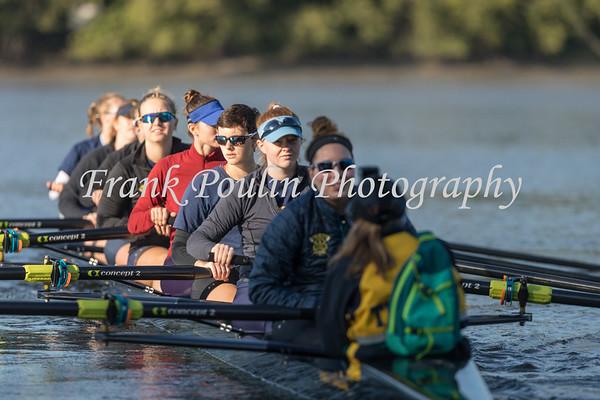 Trinity rowing 10/1/2017