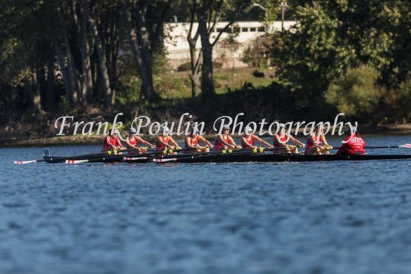 WPI rowing 10/1/2017