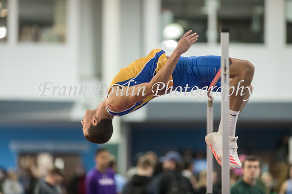 Worcester State track & field 1/27/2018